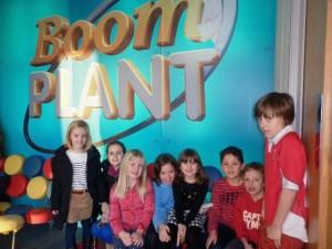 Boom Plant